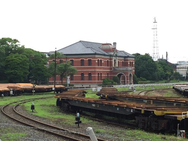 八幡製鉄所旧本事務所