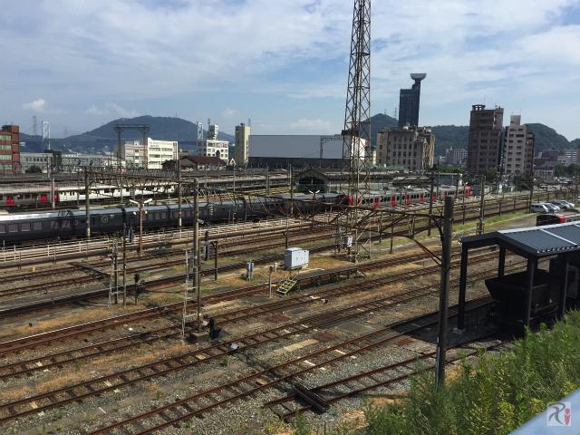 JR門司港駅周辺