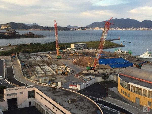 北九州スタジアム建設予定地