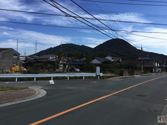 宮地嶽神社の裏山