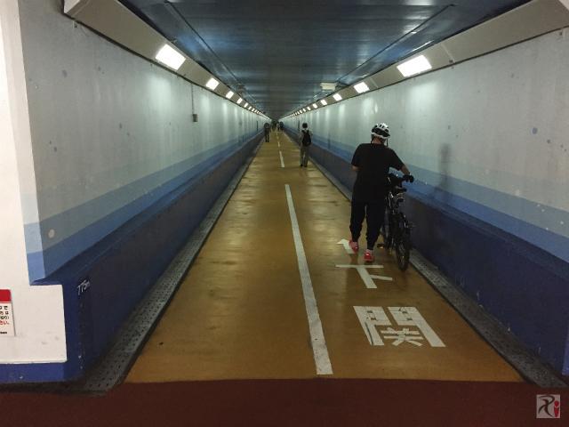 関門人道トンネル
