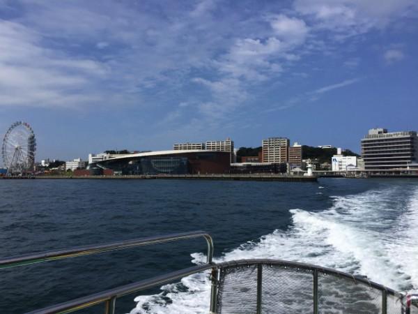 無法松の速さを体感し、船に乗り遅れ、海の藻屑となりかける【Walk門司港】