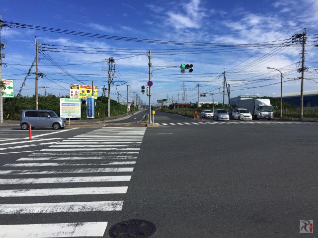 北九州エコタウン入口