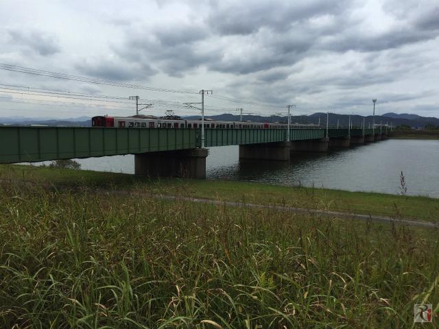 JR鹿児島本線の橋