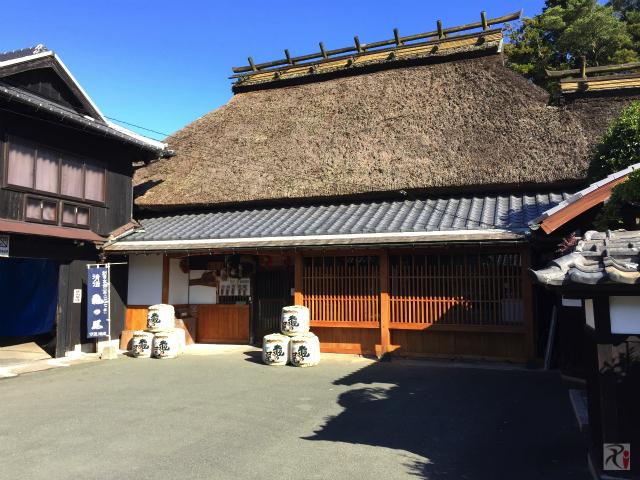 亀の尾酒造伊豆本店