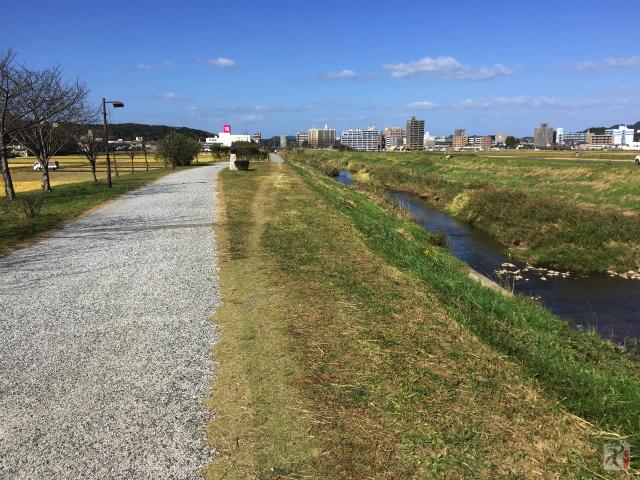 釣川遊歩道