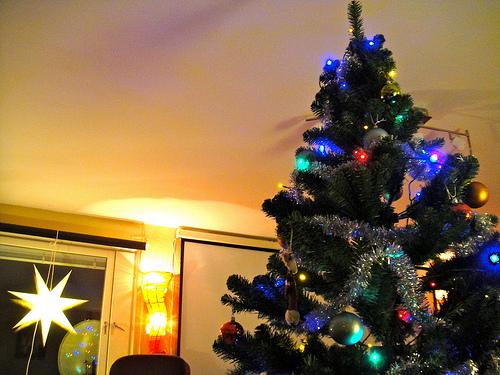 Xmas tree / hildgrim