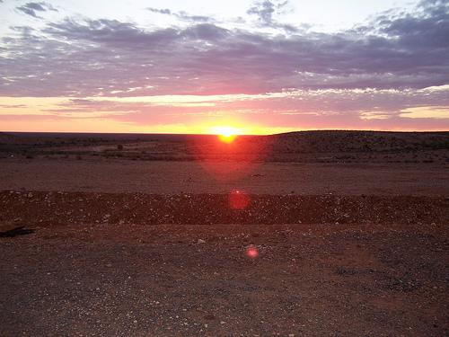 Sunrise / Ron Bennetts