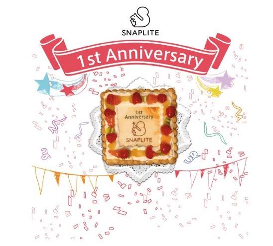 1st anniversary snaplite
