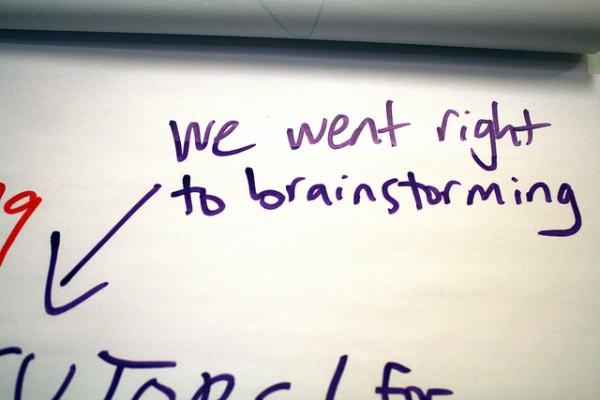 linoを使ったブレインストーミングで頭の中のゴチャゴチャを整理する