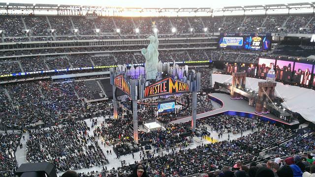 WWEレッスルマニア