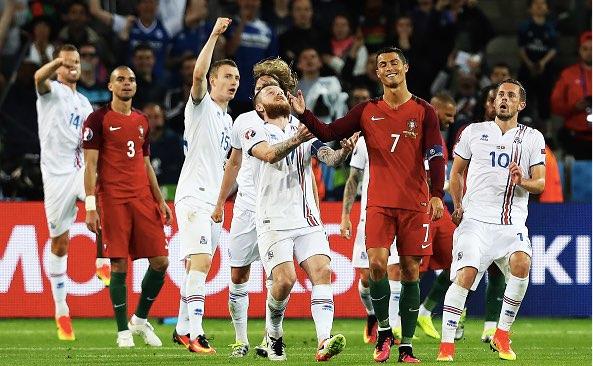 【EURO2016】ブッフォンとコンテ監督、テンション上がり過ぎる(6/13)