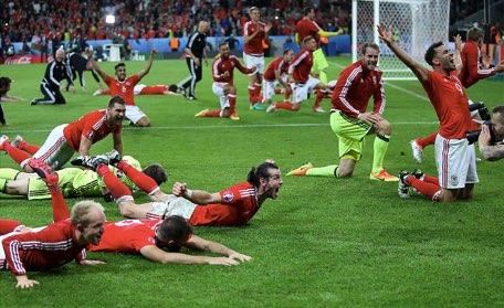 【EURO2016】負けるべくして負けたベルギー、エース以外が決めたウェールズ(7/1)
