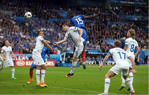 【EURO2016】フランスvsアイスランドは見せ場満載のゴールラッシュ(7/3)