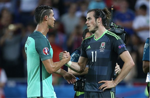 【EURO2016】ポルトガルvsウェールズ、レアルの両雄が激突!(7/6)