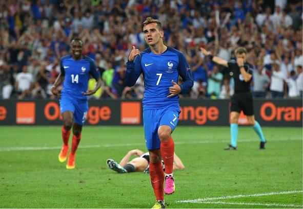 【EURO2016】ドイツvsフランス、勝敗を分けたのは選手の層とミス(7/7)
