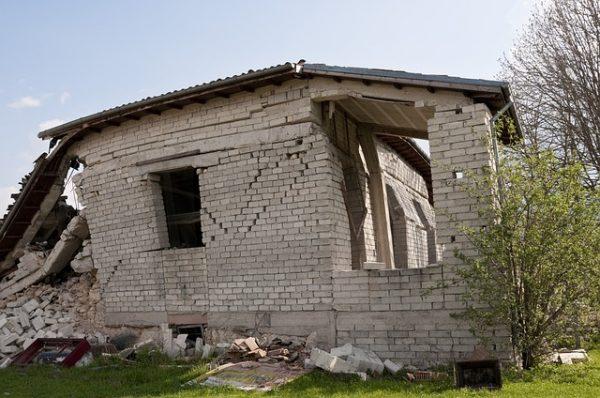 鳥取地震発生、母はいつも地震被害に遭ってしまう