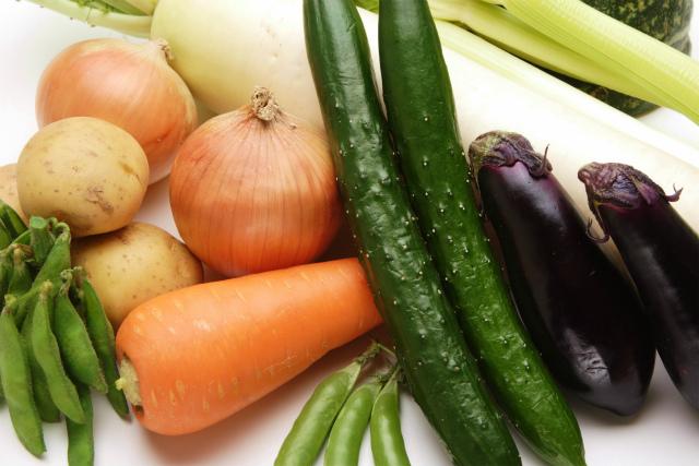 野菜収穫量ランキング