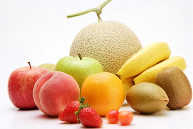 果物の生産量ランキング