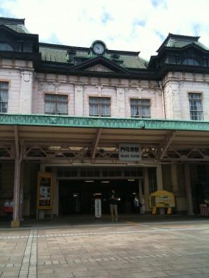 [Я]長女と北九州横断バスツアーに挑戦してきた(1)門司編