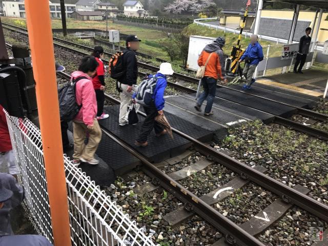 JR浦田駅