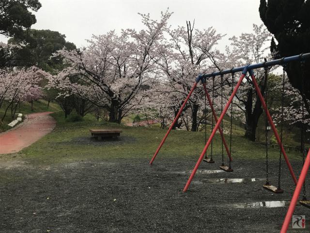 勝盛公園の遊具