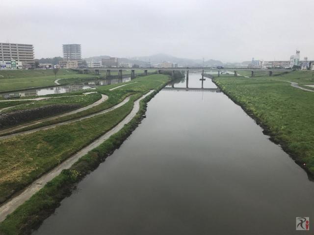 芳雄橋から
