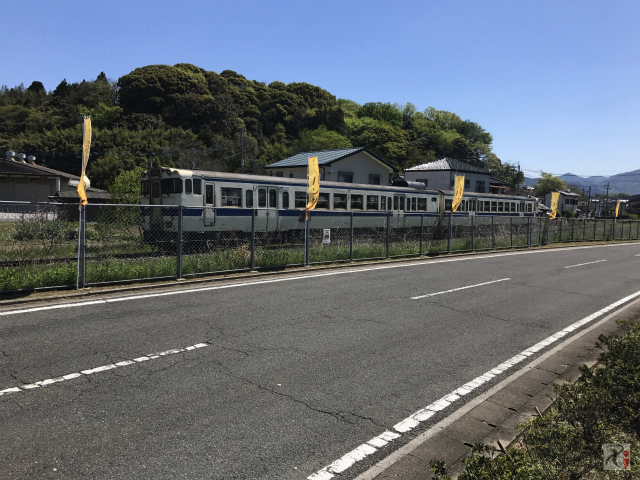 日田彦山線の列車