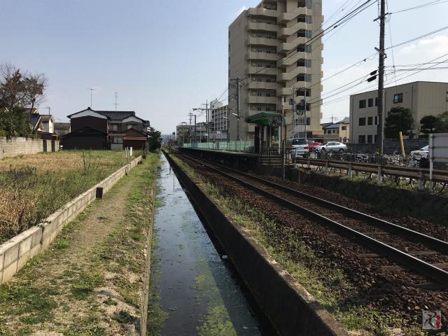 JR境線、富士見町駅