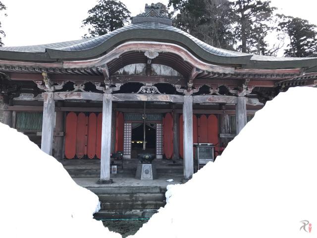 大川寺本堂