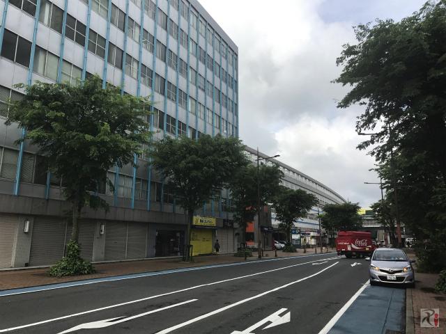 JR小倉駅・南口