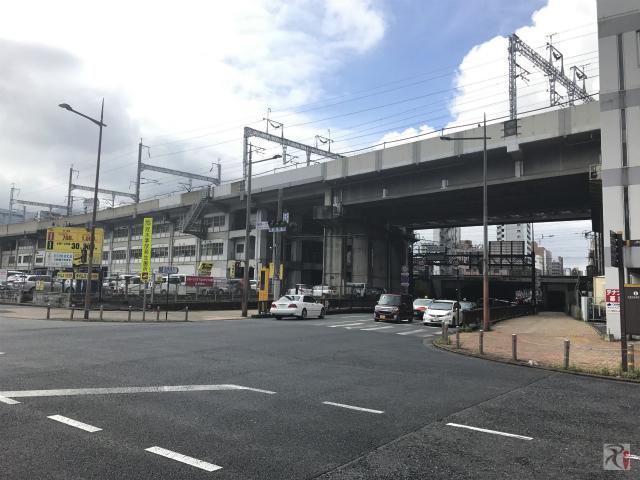 九州新幹線の高架