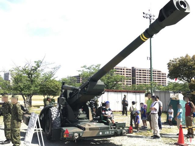155mm榴弾砲FH70