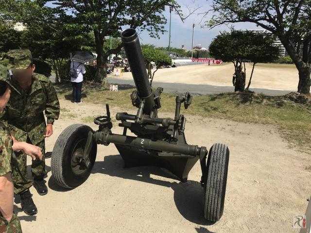 120mm追撃砲RT