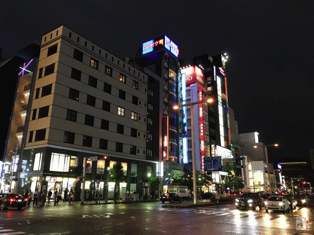 栄・錦通り