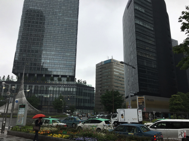 名鉄名古屋駅前