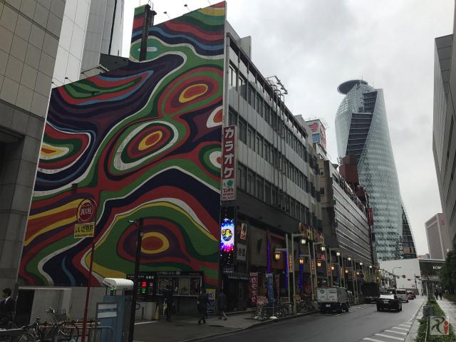 名古屋駅近くのパチンコ店