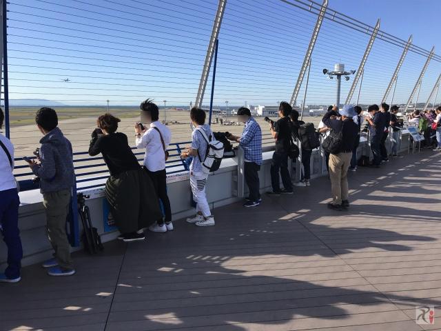 中部国際空港スカイデッキ