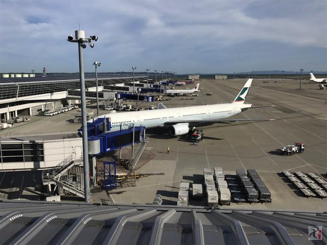 中部国際空港国際線