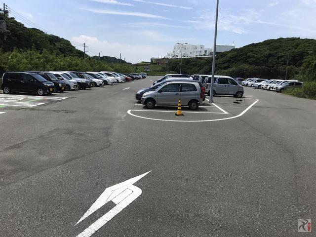 神湊第2駐車場