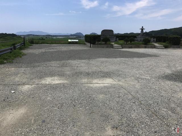 新原・奴山古墳群駐車場
