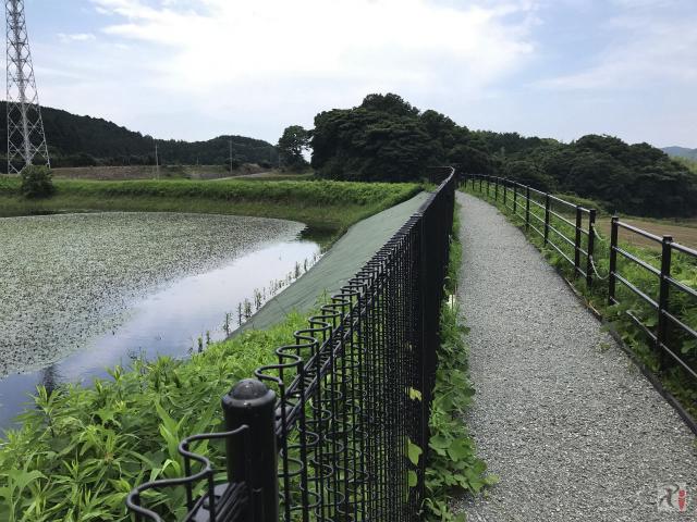 新原・奴山古墳群のため池