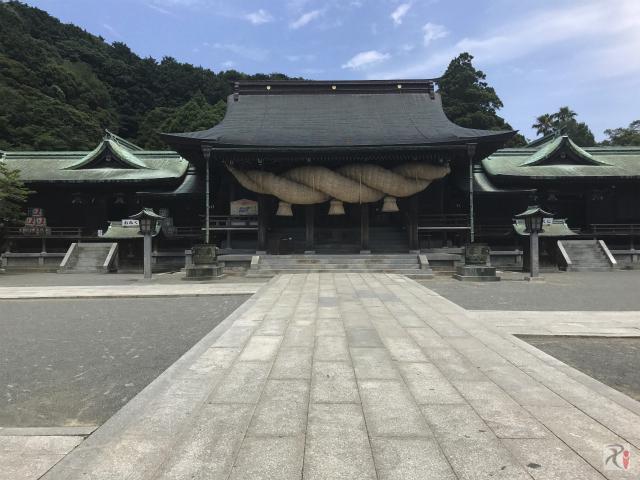 宮地嶽神社本殿