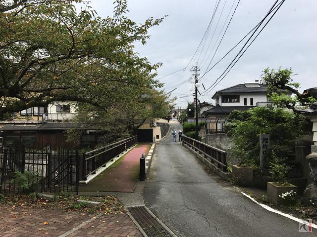 脇田温泉街