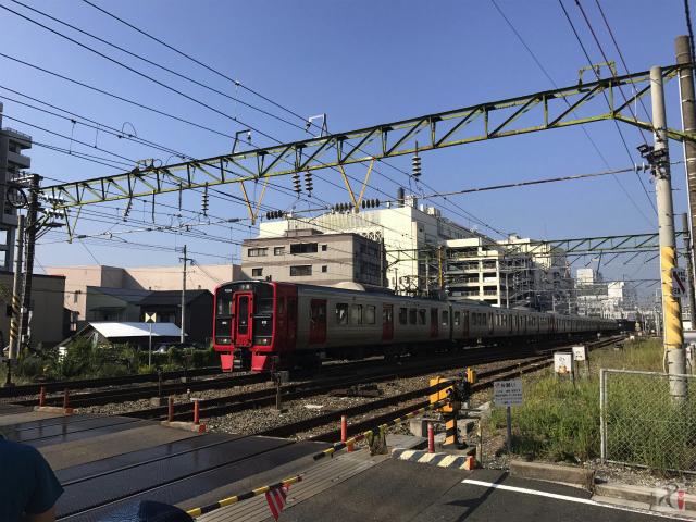 鹿児島本線の電車