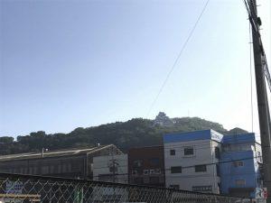 黒崎城址、存在しないはずの天守閣が一夜城として復活【Walk黒崎】