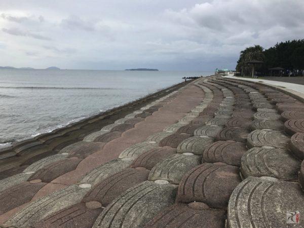 住みよさランキング九州1位は伊達じゃない、今回も海と潮風に癒やされる【Walk福間】