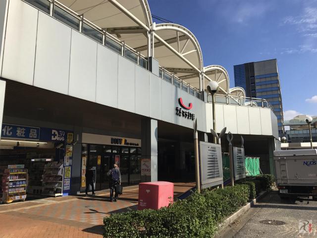 JR戸畑駅
