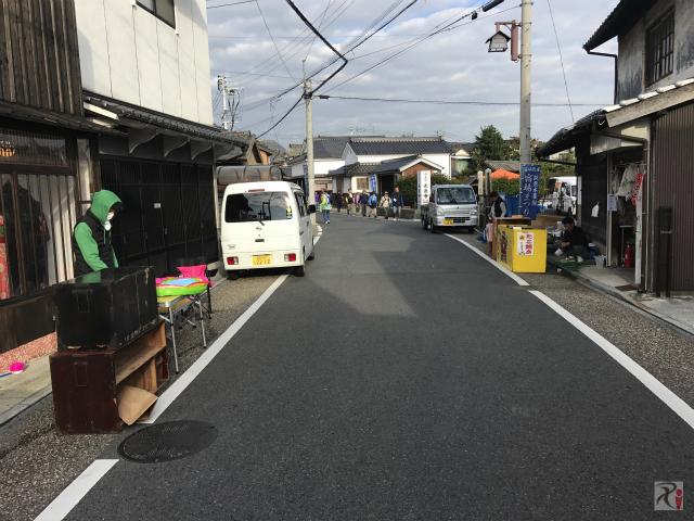 長崎街道木屋瀬宿