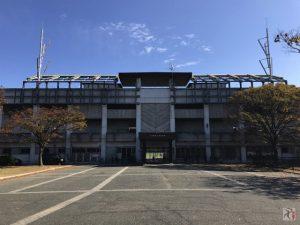 4年半後の本城陸上競技場とコストコ北九州倉庫店を見てきた【Walk本城】